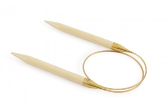 Tulip Knina Swivel Fixed Circular Knitting Needles - 60cm (10.00mm)