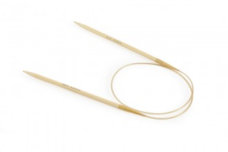 Tulip Knina Swivel Fixed Circular Knitting Needles - 60cm (4.25mm)
