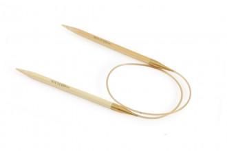 Tulip Knina Swivel Fixed Circular Knitting Needles - 60cm (6.50mm)