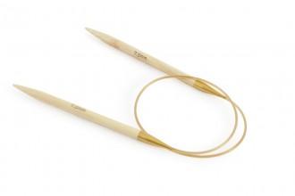 Tulip Knina Swivel Fixed Circular Knitting Needles - 60cm (7.00mm)