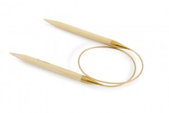 Tulip Knina Swivel Fixed Circular Knitting Needles - 60cm (9.00mm)