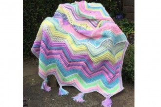 Amy J Designs - Miarly CAL - Unicorn (Stylecraft Yarn Pack)