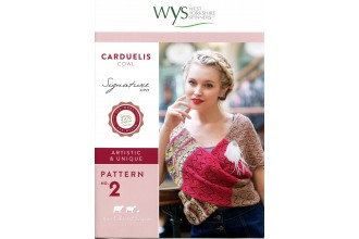 West Yorkshire Spinners - Carduelis Cowl in Signature 4 Ply (leaflet)