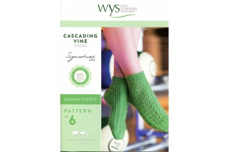 West Yorkshire Spinners - Cascading Vine in Signature 4 Ply (leaflet)