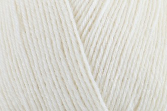 West Yorkshire Spinners Signature 4 Ply - Milk Bottle (010) - 100g