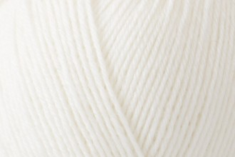 West Yorkshire Spinners Signature 4 Ply - Marshmallow (011) - 100g