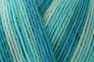 West Yorkshire Spinners Signature 4 Ply - Seascape (873) - 100g