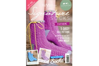 West Yorkshire Spinners - Signature Socks (booklet)
