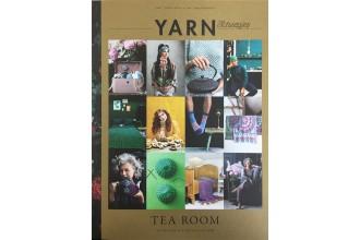 Scheepjes YARN Book-a-zine - Tea Room Edition 2019