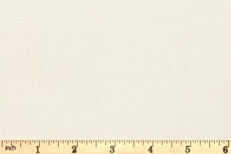 Zweigart 28 Count Linen (Cashel) - Opalescent Snow (1111) - 140cm / 55inch wide