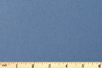 """Zweigart 32 Count Evenweave (Murano) - Colonial Blue (522) - 48x68cm / 19x27"""""""