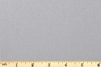 "Zweigart 32 Count Evenweave (Murano) - Pearl Grey (705) - 48x68cm / 19x27"""