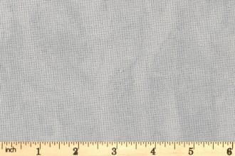 "Zweigart 32 Count Evenweave (Murano) - Vintage Grey (7729) - 48x68cm / 19x27"""