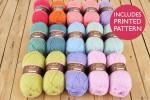 Attic24 - Summer Blanket (Stylecraft Yarn Pack)