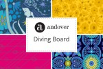 Andover Fabrics - Diving Board Collection