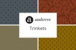 Andover Fabrics - Trinkets Collection