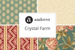 Andover Fabrics - Crystal Farm Collection