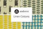 Andover Fabrics - Linen Cottons