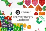 Andover Fabrics - The Very Hungry Caterpillar Collection