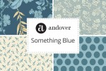 Andover Fabrics - Something Blue Collection