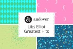 Andover Fabrics - Libs Elliott Greatest Hits Collection