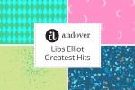 Andover Fabrics - Libs Elliott Greatest Hits Collection