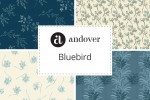 Andover Fabrics - Bluebird Collection