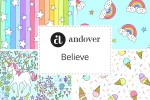 Andover Fabrics - Believe Collection