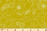 Andover Fabrics - Sunprints - Overgrown - Cactus (8482/V)