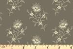 Andover Fabrics - Royal Blue - Fern - Shale (9175/BN)
