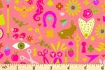 Andover Fabrics - Handiwork - Decoupage - Punch (9249/E)
