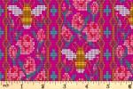 Andover Fabrics - Handiwork - Bead Work - Dahlia (9250/P)