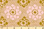 Andover Fabrics - Handiwork - Crochet - Blush (9253/E)