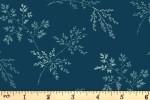 Andover Fabrics - Bluebird - Sprigs - Blueberries (9454/B)