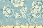 Andover Fabrics - Bluebird - Dahlia - Wilderness Blue (9767/B)