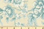 Andover Fabrics - Bluebird - Dahlia - First Frost (9767/LB)