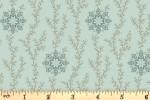 Andover Fabrics - Bluebird - Linen & Lace - Glacier (9772/LB)