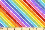 Andover Fabrics - The Very Hungry Caterpillar - Rainbow Fancy - Day (9831/L)
