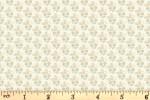 Andover Fabrics - Bluebird - Snowdrop - Pressed Flower (9839/L)