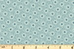 Andover Fabrics - Bluebird - Wreath - Robins Egg (9843/B)