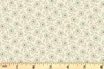 Andover Fabrics - Bluebird - Wreath - Ivory (9843/L)