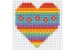 Anchor - 1st Kit - Heart (Cross Stitch Kit)