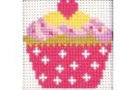 Anchor - 1st Kit - Cupcake (Cross Stitch Kit)
