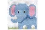 Anchor - 1st Kit - Elephant (Cross Stitch Kit)