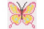 Anchor - 1st Kit - Butterfly (Cross Stitch Kit)