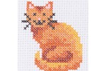 Anchor - 1st Kit - Cat (Cross Stitch Kit)