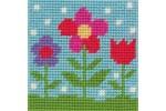 Anchor - 1st Kit - Flora (Tapestry Kit)