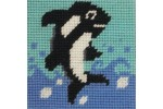 Anchor - 1st Kit - Orca Whale (Tapestry Kit)