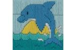 Anchor - 1st Kit - Dolphin (Long Stitch Kit)