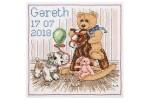 Anchor - Essentials - Teddy Bear Sampler (Cross Stitch Kit)